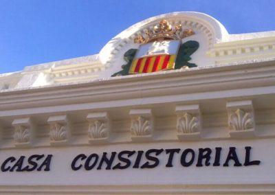 Casa Consistorial d'Algemesi