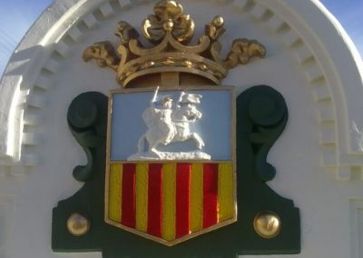 Escut ciutat d'Algemesi