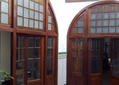 Recuperar puertas y ventanas de madera